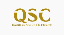Qualité du Service à la clientèle